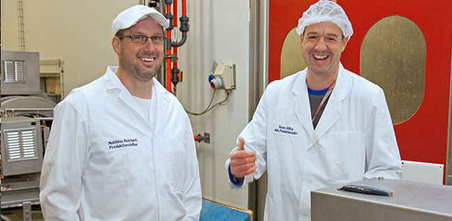 The plant provide high-skilled jobs in Mecklenburg-Vorpommern
